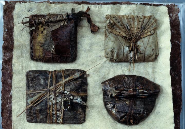 Four Amulets