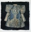 Five Robes Indigo - Wax Resist Gold