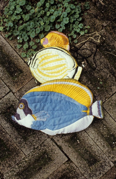 Nested Fish Bags